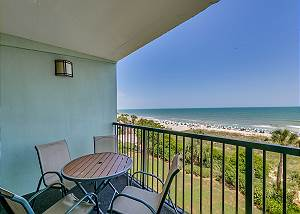 Carolina Dunes - 304 (2 bedroom, Sleeps 8)