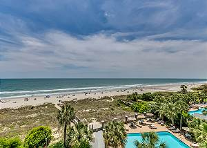 Carolina Dunes - 403 (2 bedroom, Sleeps 8)