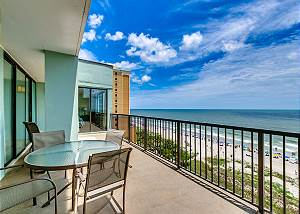 Penthouse 702, Carolina Dunes (3 bedroom, Sleeps 8)