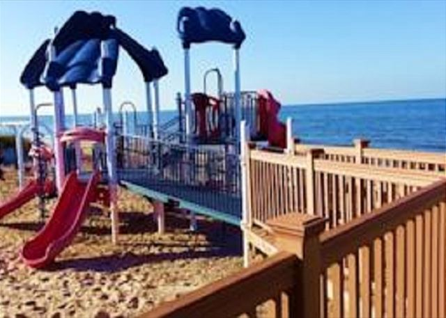 Playground for the kids!