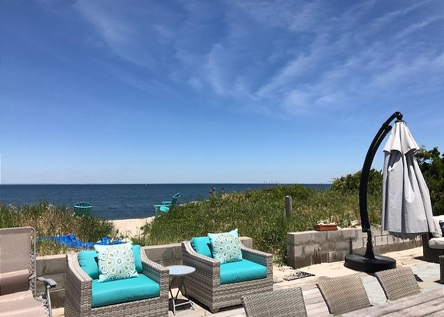 Diana Beach House in heart of North Fork Hamptons (The Diana)