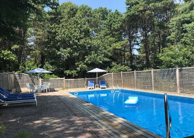 Southampton Home Perfectly Located near town w/ Heated Pool & Ja