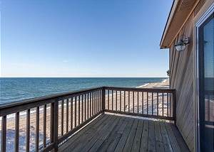 Dorey · Ocean Views Largest Beach House Directly on Beach!