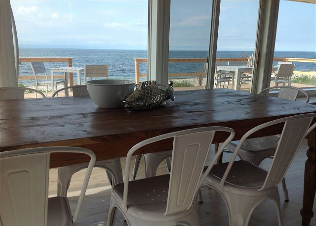 Beach House FULL panoramic view Water & Beach Vineyards Rent A MONTH