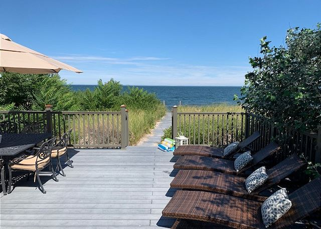 Summer by the Sea Brand new Beach house Available!