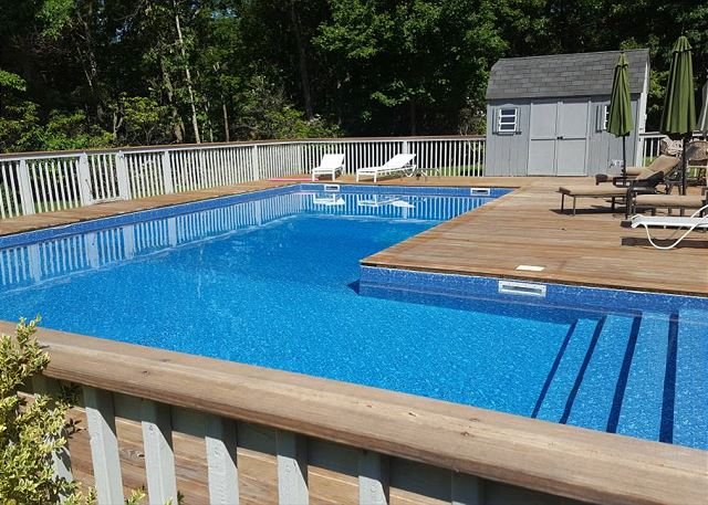 Private Home In Sag Harbor / Southampton With Pool & Jacuzzi