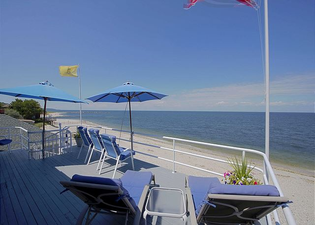 All Bedrooms Ocean Views Largest Beach House! Rent 1wk get 2nd 1/2 off!