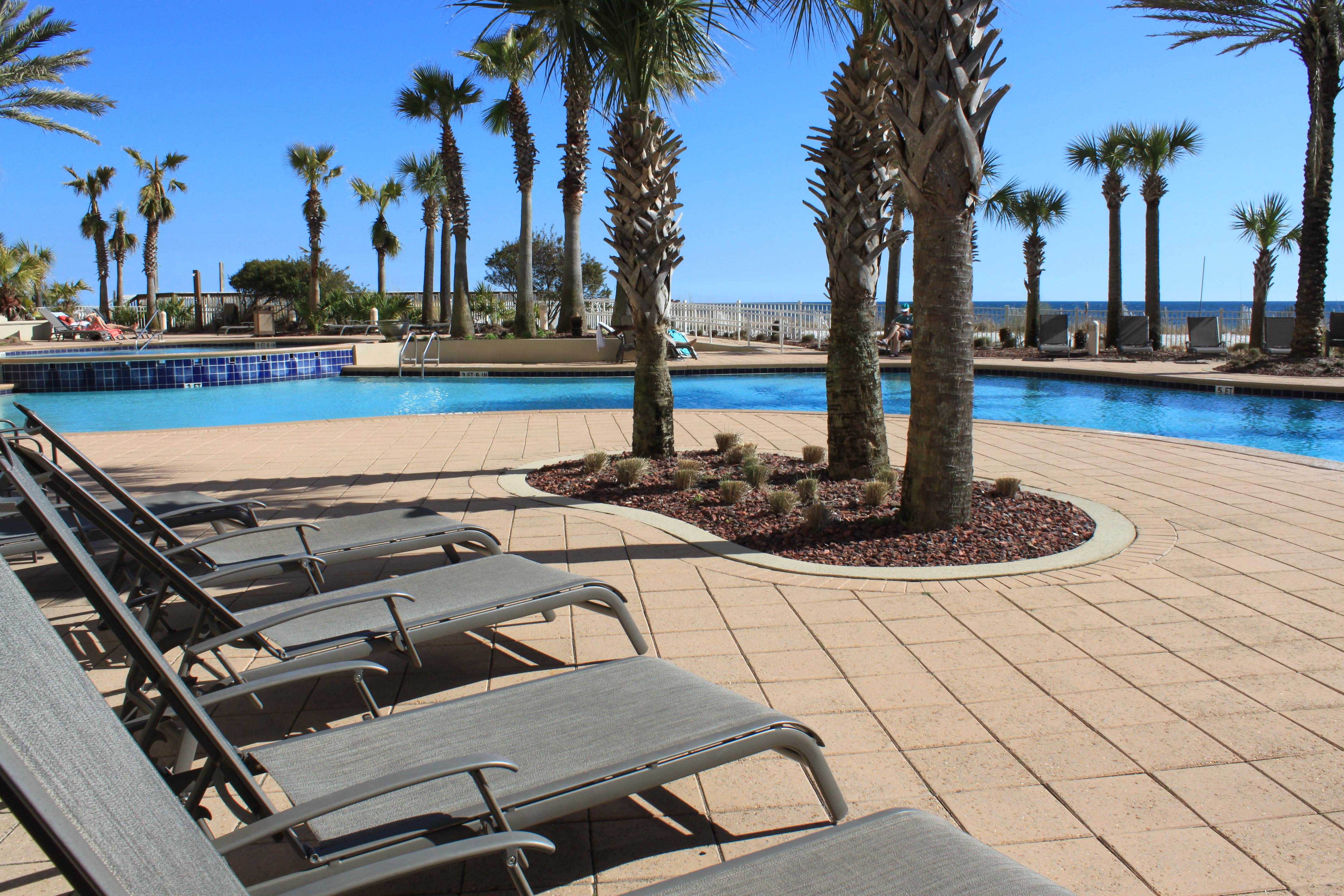 Beach Resort Rentals  Indigo East 1704  Luxury Coastal