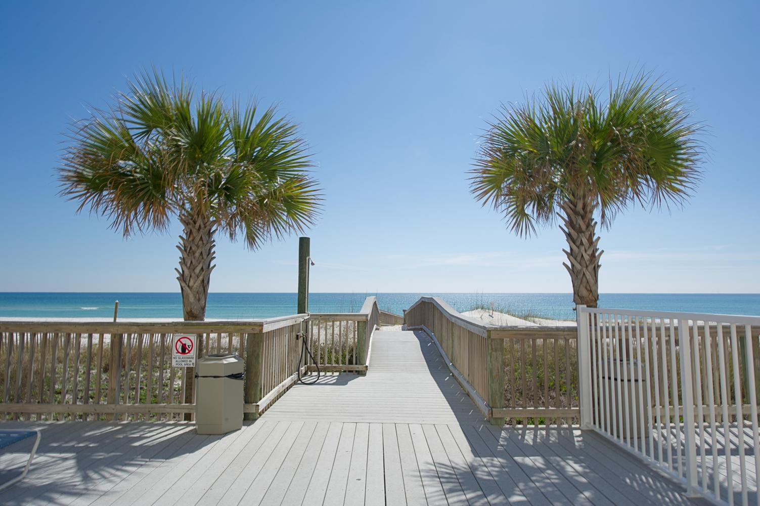 Beach Resort Rentals  SeaSpray West 503 Gulf Front