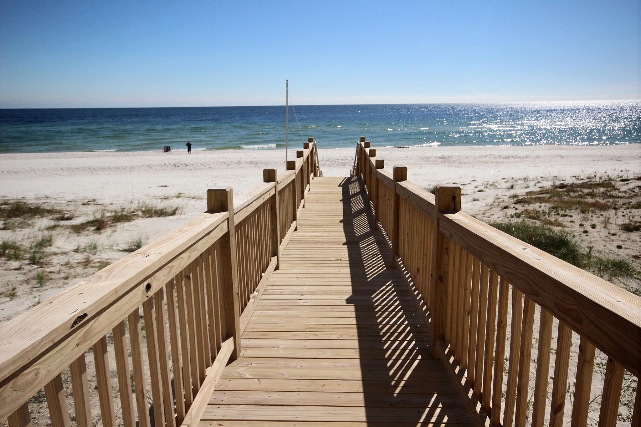 Beach Resort Rentals  Vista Del Mar 206  Luxury Coastal