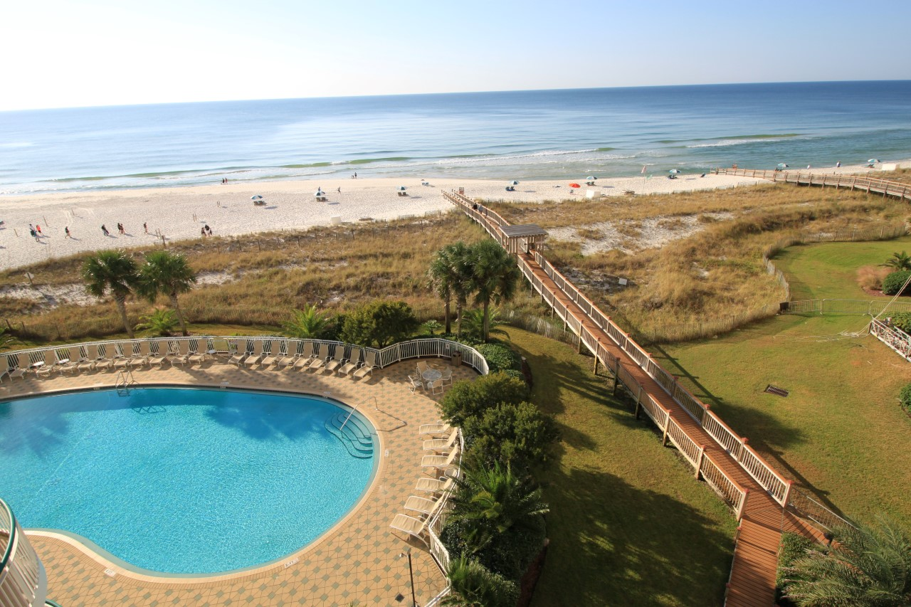 Beach Resort Rentals  Beach Colony East 4D  Luxury