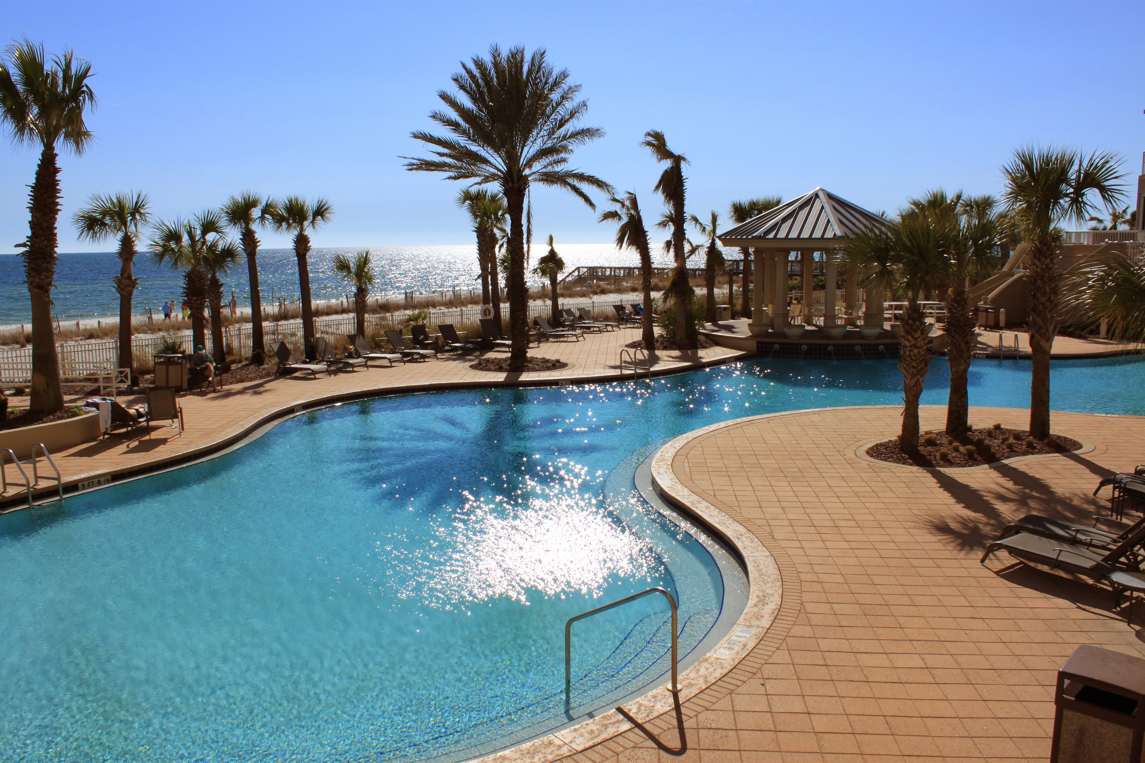 Beach Resort Rentals  Indigo East 1801  Luxury Coastal