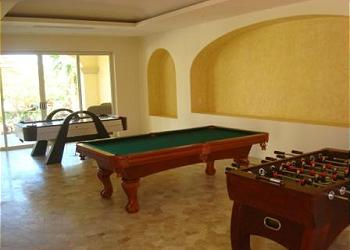 Owners Club Games Room