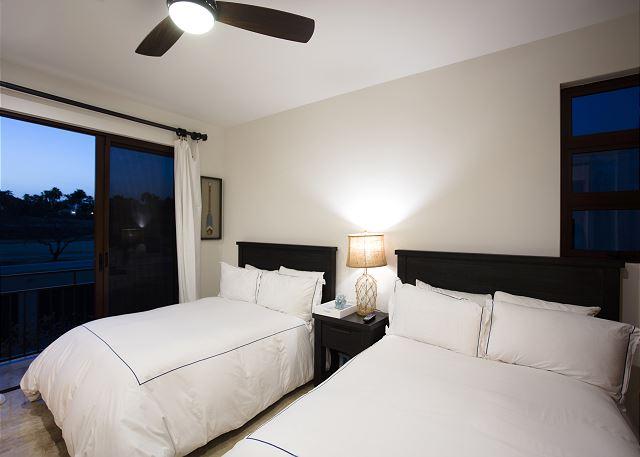 Third Bedroom with Queen Beds