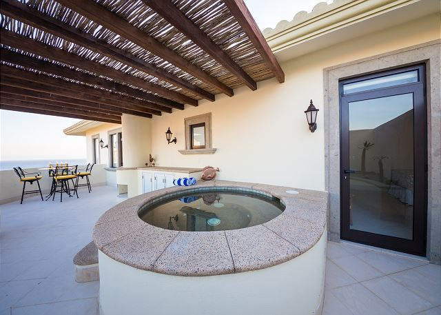 Terrace with Access from Master & Third Bedroom