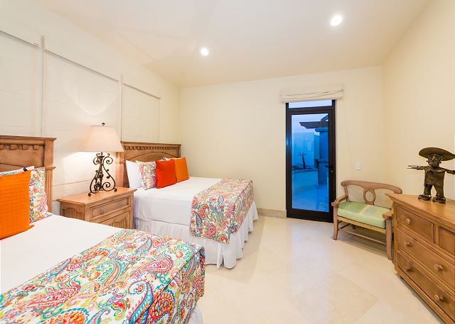 Third Bedroom with Access to Private Terrace