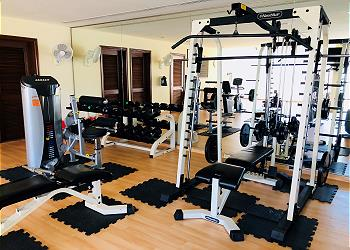 On-Site Fitness Area