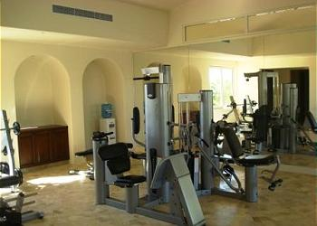 Owners Club Fitness Room