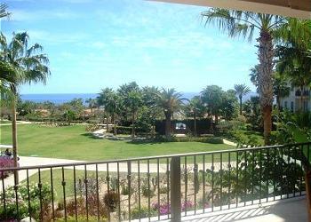 Garden & Ocean View