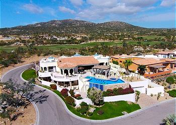 2 story home on the corner lot in Penon, Cabo del Sol