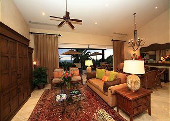 Main Living Room with View