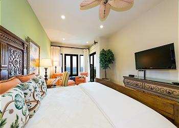 Master Bedroom with On-Suite
