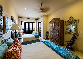 Third Bedroom with Pool Access