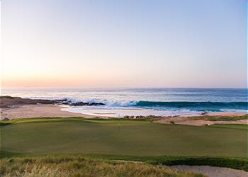 Ocean and Golf Views from Villa Cisne