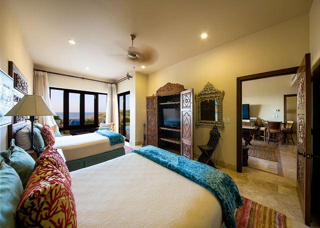 Third Bedroom on Lower Level