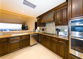 Gourmet Kitchen with New Appliances