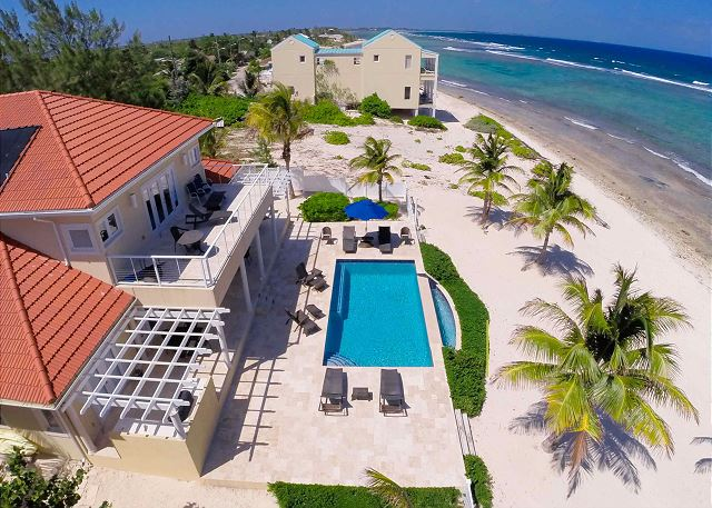 Grand Cayman Villas >> In Harmony Exclusive Vacation Villa Rentals Luxury