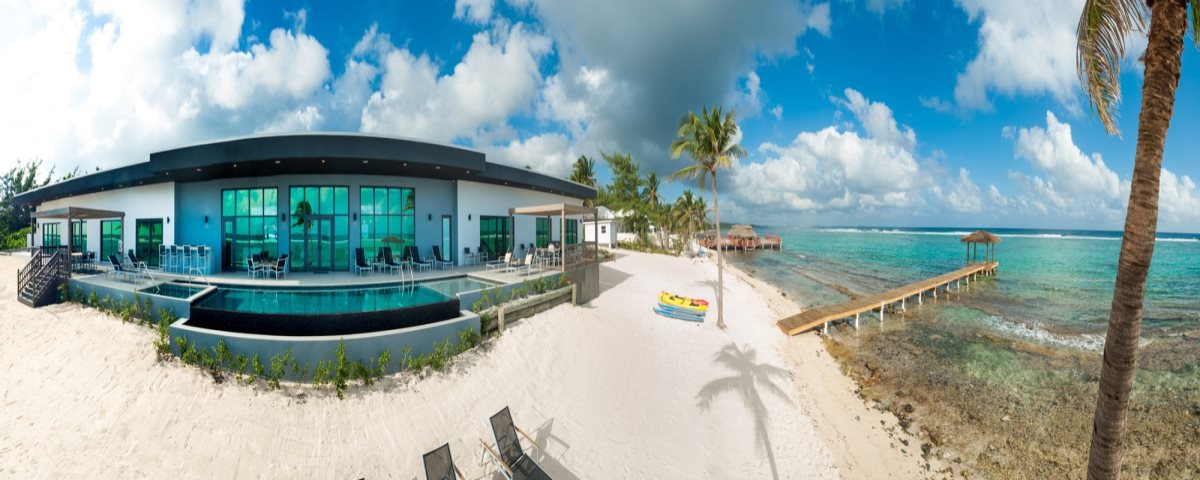 Grand Cayman Villas >> Luxury Cayman Villas Evolution 7 Bedroom Oceanfront