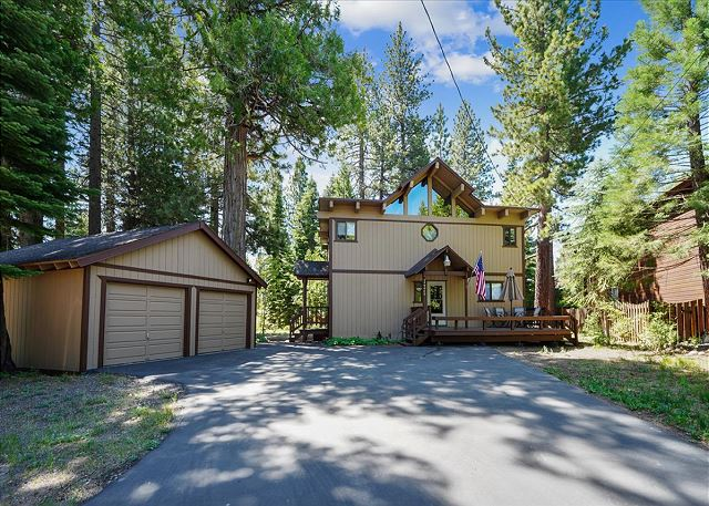 Minke's Easy Access Tahoe City Home