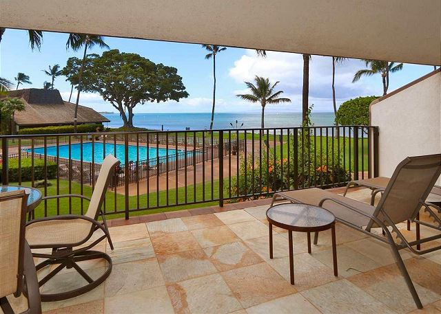 G8-2 Bedroom Oceanfront Townhouse