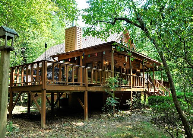 Vacation Rentals in North Georgia & Western North Carolina