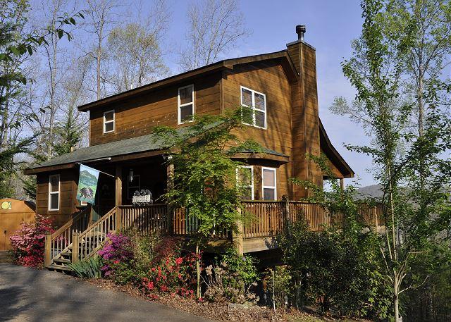 Blairsville Ga United States Mountain Magic Cabin Majestic