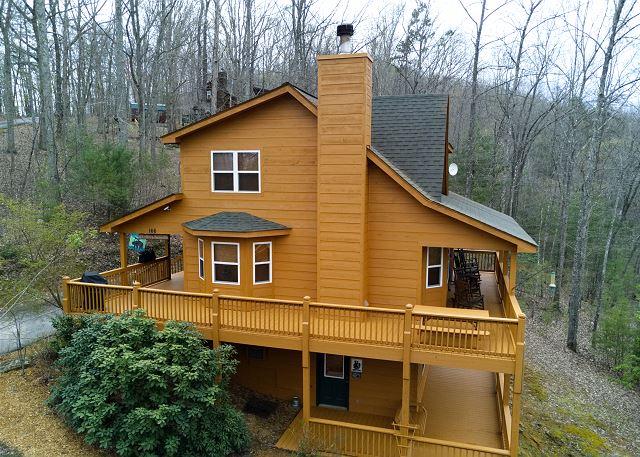 Blairsville, GA United States - Mountain Magic Cabin