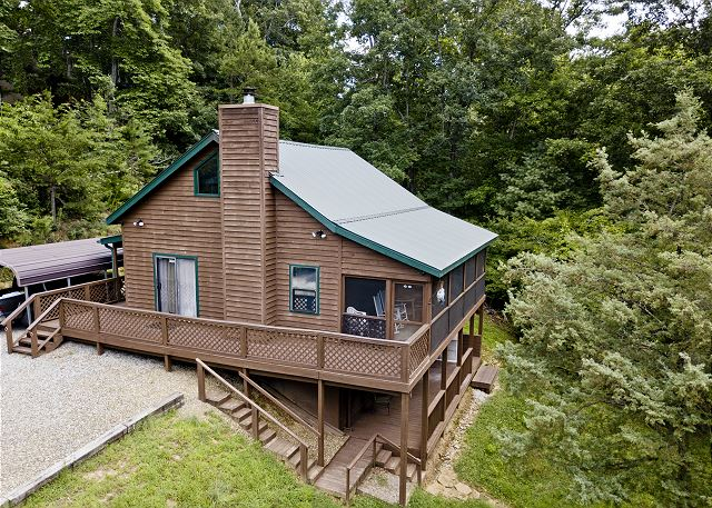 Blairsville, GA United States - The Cabin Cove | Majestic