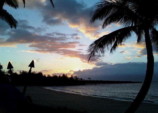 Free nightly sunsets