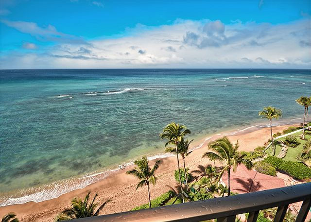 Amazing view from your private lanai