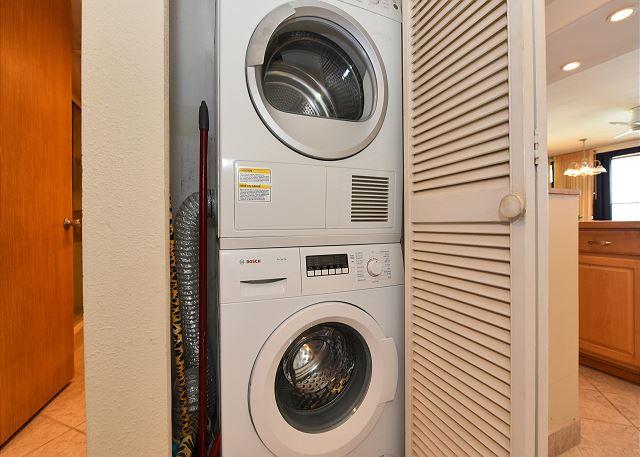 Bosch Washer/dryer