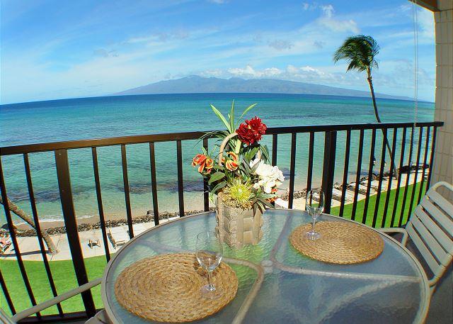 View to Molokai