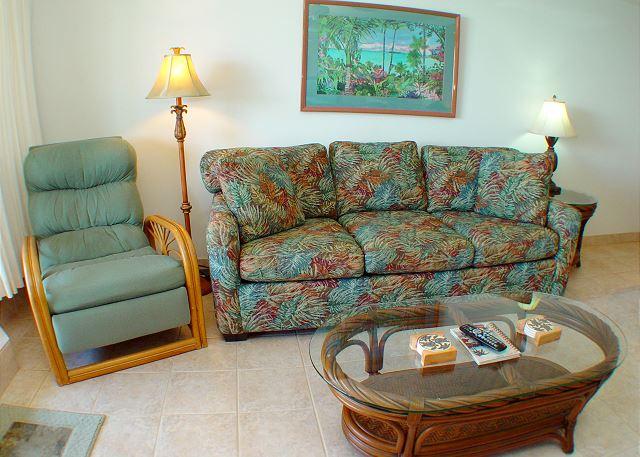 Queen size sofa bed