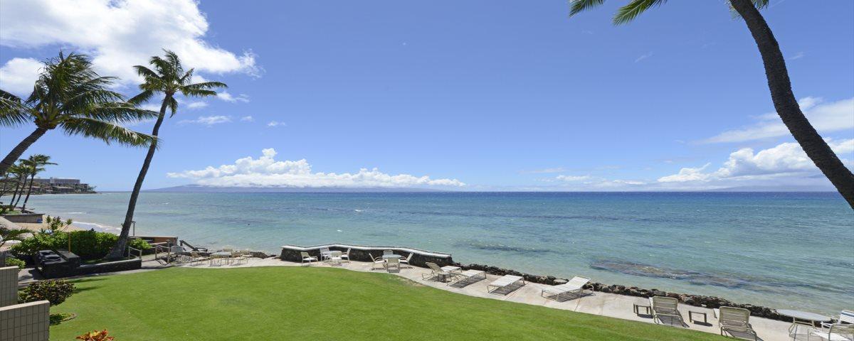 Direct ocean view!
