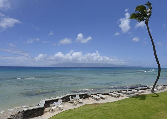 View of secluded reef. Perfect for snorkeling!