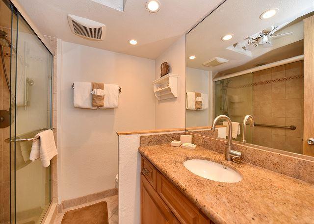 Remodeled Bathroom!