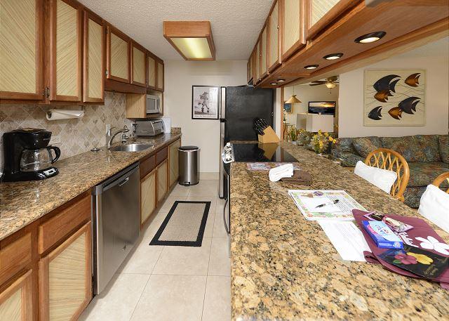 Remodeled Kitchen!