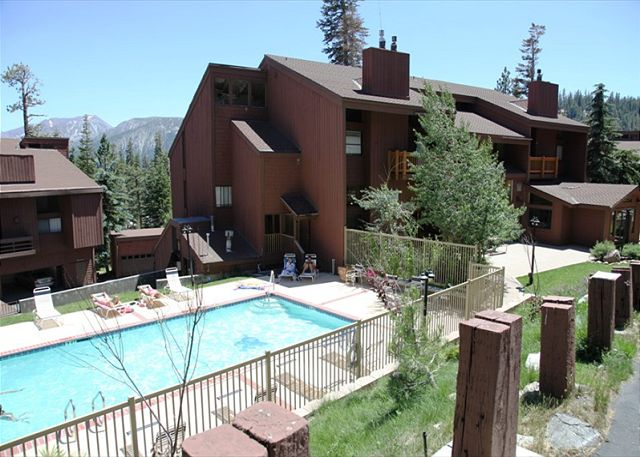 Mammoth Ski And Racquet Club 4 Mammoth Condos In