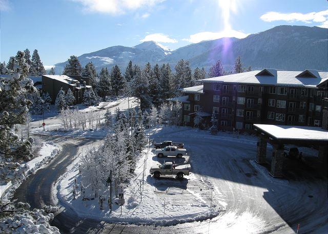 Juniper Springs Lodge 539 Mammoth Ski In Ski Out