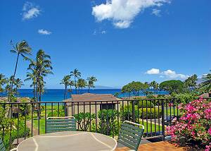 Wailea Elua #23271506 . expansive view out to the Azure Pacific Ocean